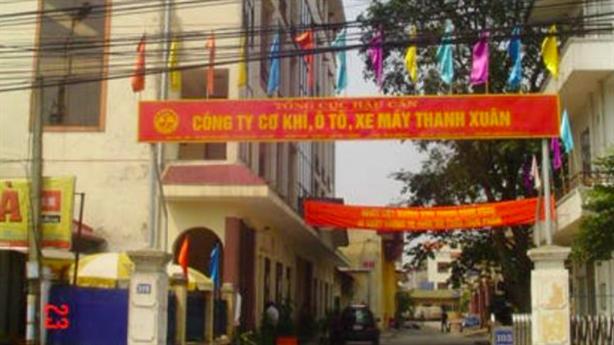 Dự án chung cư của Công ty Thanh Xuân nhiều sai phạm