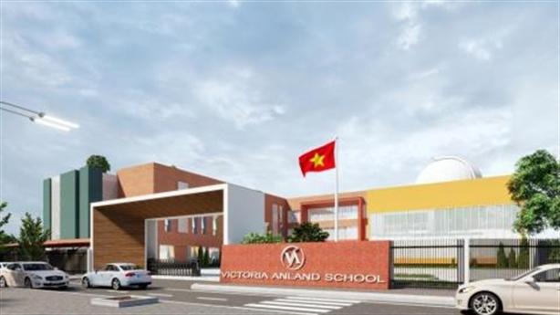 Victoria Anland School xây dựng chương trình chuẩn
