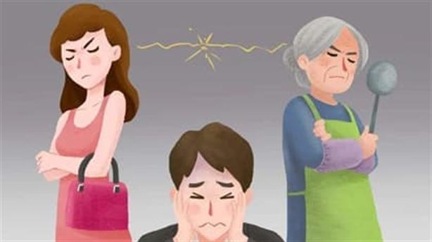 Chồng 'châm ngòi' cho mâu thuẫn giữa tôi và mẹ chồng