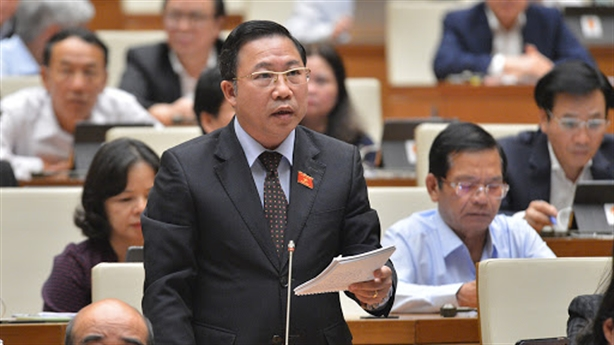 Được kiến nghị cho tái cử, ĐBQH Lưu Bình Nhưỡng nói gì?
