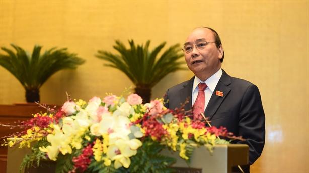 Thủ tướng báo cáo công tác nhiệm kỳ