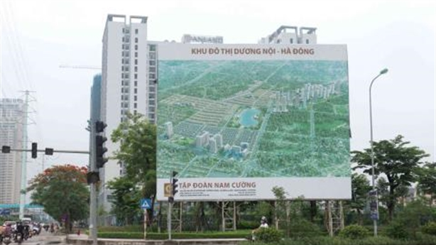 Nhiều vấn đề tại các dự án của tập đoàn Nam Cường