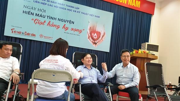 Thành lập Liên hiệp Hội Việt Nam:Hướng tới nghĩa cử cao đẹp