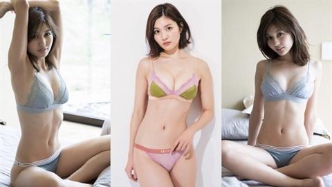 Mỹ nhân Nhật gợi cảm có vẻ đẹp cực lạ