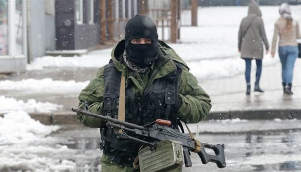 Quân tình nguyện sẵn sàng cho cuộc chiến Donbass