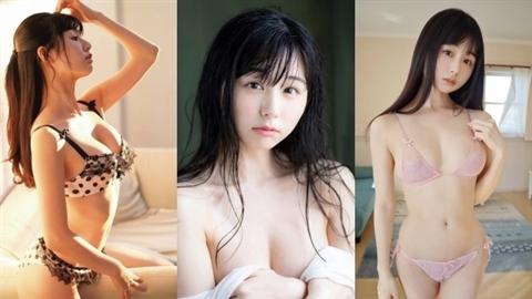 Mỹ nhân Nhật quá gợi cảm, nhan sắc đẹp mê hồn