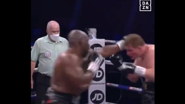 Povetkin thua knock-out trong trận tái đấu 'ác nhân' Whyte