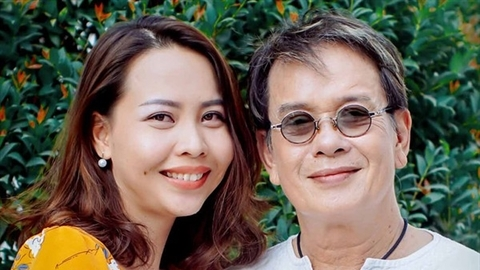 Tuổi 74, Đức Huy nói hôn nhân với vợ kém 44 tuổi