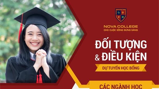 Nova Group tặng 30tỷ đồng học bổng cho sinh viên Nova College