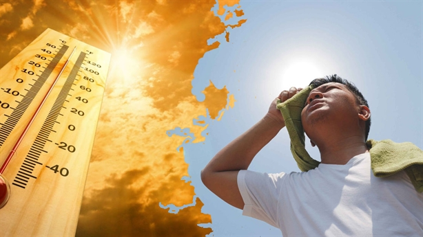 Nóng bất thường, Bắc Trung Bộ có nơi lên 40,7 độ C