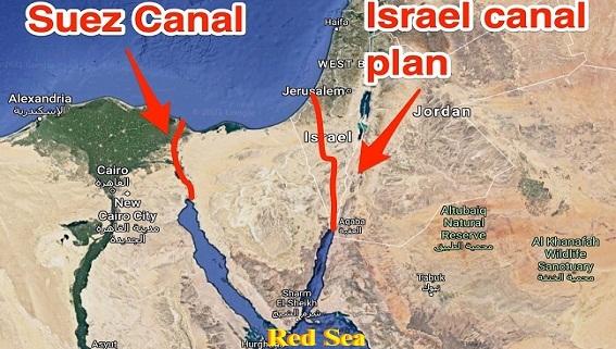 Thay thế Suez, Israel suýt phải nhận 520 quả bom hạt nhân