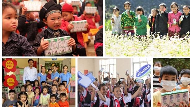 Khởi động hành trình Quỹ sữa Vươn Cao Việt Nam năm 2021