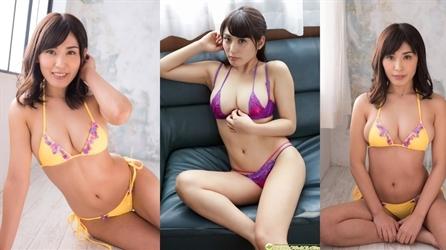 Người mẫu Nhật không xinh nhưng lại quá gợi cảm