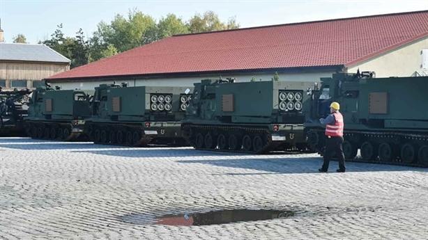 Mỹ dùng M270 dọa Nga