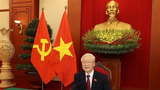 TBT Nguyễn Phú Trọng mời TT Putin thăm chính thức Việt Nam