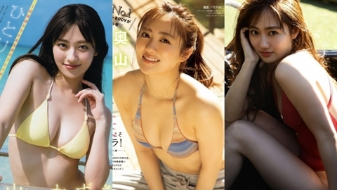 Mỹ nhân Nhật quá gợi cảm lại xinh như thiên thần
