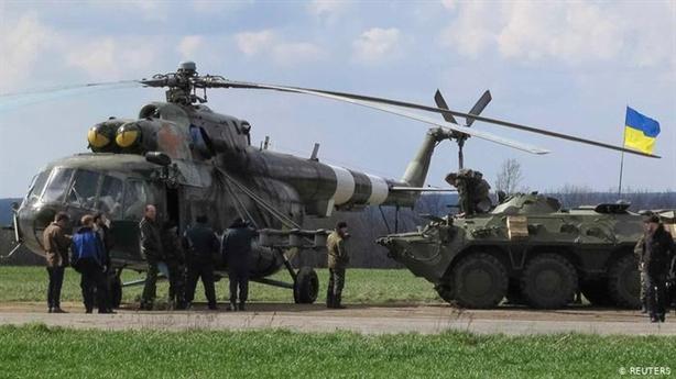 'Vũ khí đáng gờm nhất' Ukraine sẽ sử dụng tại miền Đông