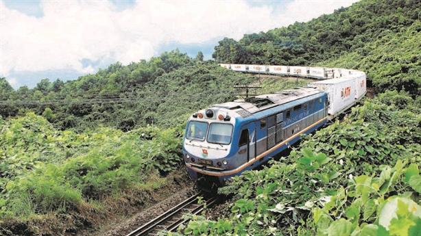 Đường sắt Việt Nam kết nối các nước: Mong ước bất ngờ