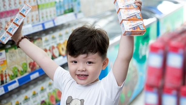 Vượt mốc 500 cửa hàng, Vinamilk gia tăng trải nghiệm mua sắm