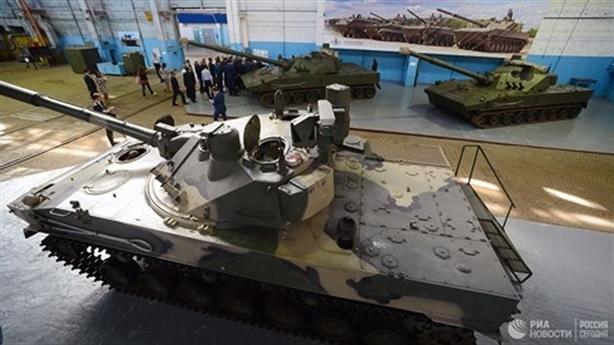 'Quân đội Mỹ không có vũ khí nào như Nga'