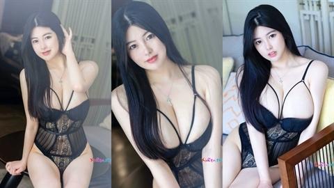 Siêu vòng một Trung Quốc tung bộ ảnh nóng 'nghẹt thở'