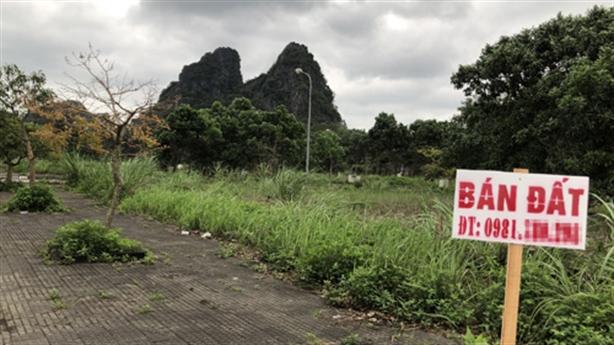 Thu hồi đất nông nghiệp người ngoại tỉnh đầu cơ, bỏ hoang