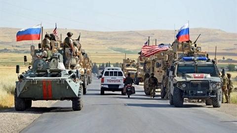 Mỹ-Thổ can dự vào Ukraine sẽ cởi trói cho Nga tại Syria