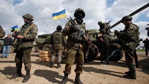 Tình trạng không ngờ của quân dự bị Ukraine