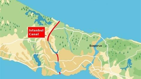 Tại sao Thổ Nhĩ Kỳ quyết xây Kênh Istanbul đến Biển Đen?