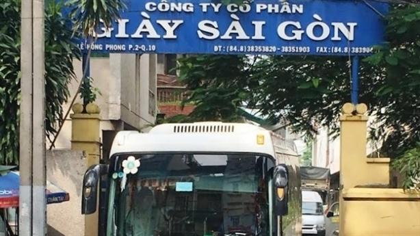 Sắp thu hồi đất vàng Công ty CP Giày Sài Gòn