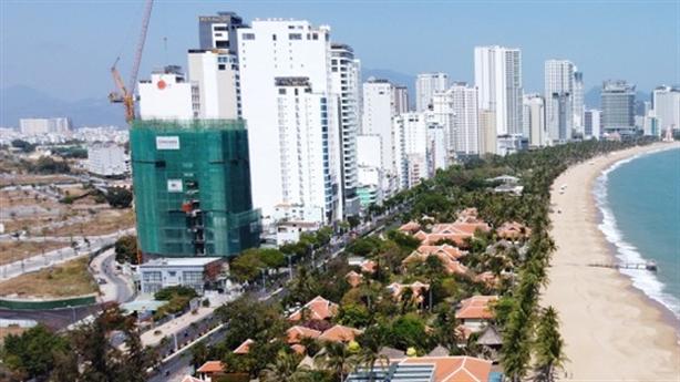 Thu hồi dự án chắn biển Nha Trang của Sovico cuối 2021