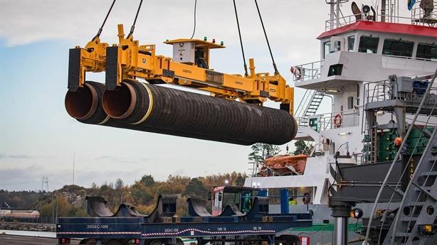 Lời giận dữ vì Nord Stream-2