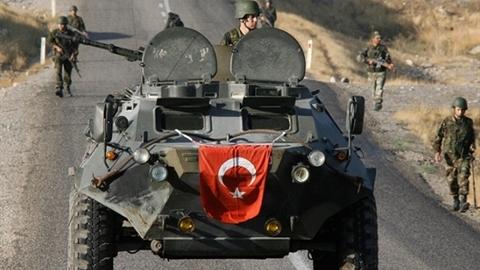 Thổ Nhĩ Kỳ định sáp nhập toàn bộ phần phía Bắc Syria