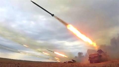 Tập đoàn quân 58 từng đánh bại Gruzia đang áp sát Ukraine