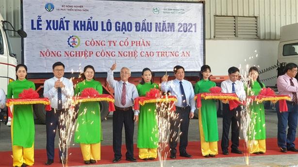 DN Việt trúng thầu hơn 11.236 tấn gạo xuất sang Hàn Quốc