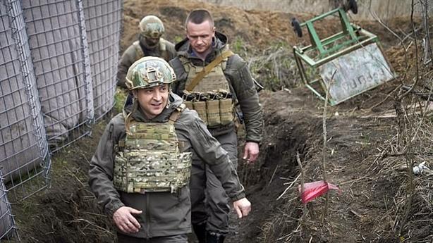 Gấu Nga lộ móng vuốt, Ukraine nói lời hòa bình...