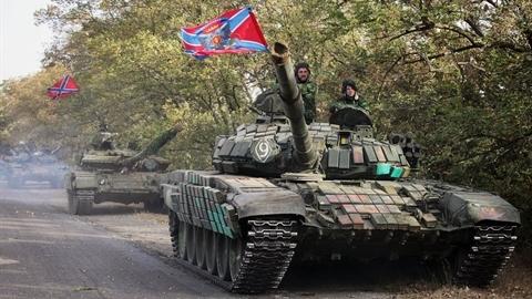 Chuyên gia chỉ rõ vượt trội của dân quân Donbass trước Ukraine