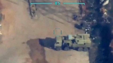 Bayraktar TB2 Ukraine đặt Pantsir-S1 và Tor-M1 tại Donbass trong tầm ngắm?