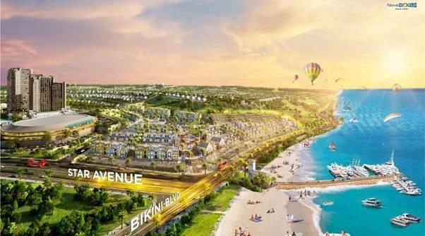 """Đón sóng hạ tầng, bất động sản Phan Thiết """"cất cánh"""""""