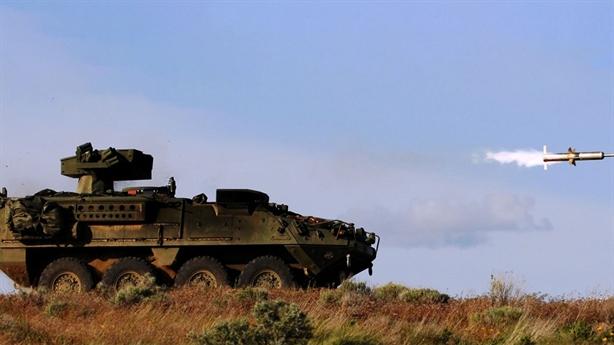 Bao giờ Mỹ có tên lửa bắn 10km đối phó tăng Nga?