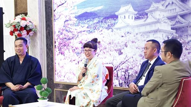 Phúc Khang tổ chức tọa đàm văn hóa Nhật Bản