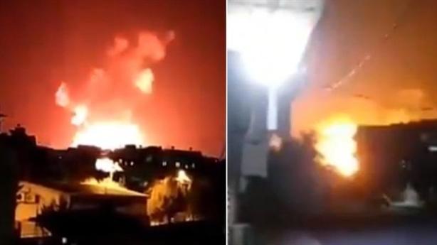 Israel phá hủy hệ thống phòng không Syria tại trận địa?