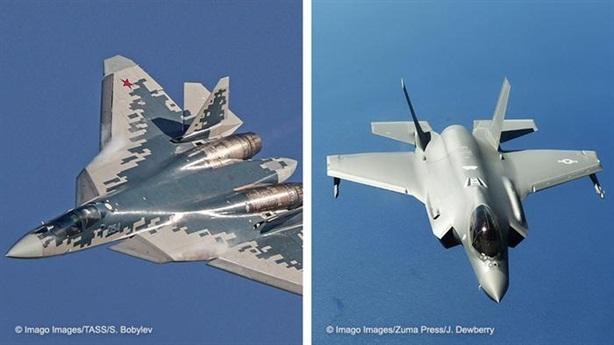 'F-35 trang bị hệ thống điện tử rất mạnh'