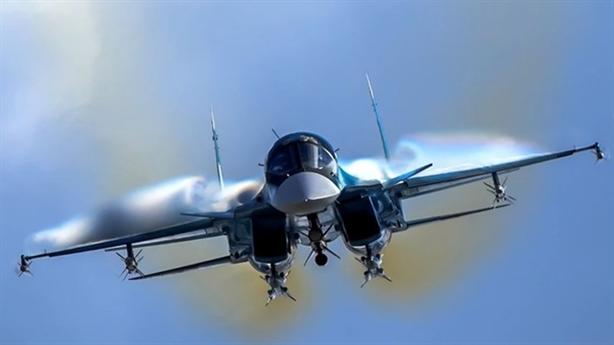 Báo Mỹ: Su-34 hoàn hảo với trang bị mới