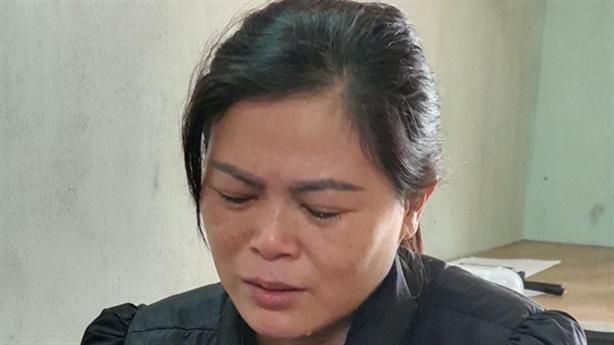 Vợ dìm chồng chết ngạt trong chậu nước: 'Bực vì...chồng bóp cổ'