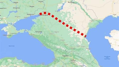 Kênh Eurasia của Nga phá tham vọng Ottoman của Ankara