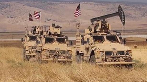 SANA: Mỹ đưa hơn 40 xe chở dầu khỏi Syria