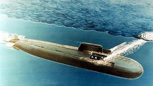 Tàu tuần tra Nga biết lặn, âm thầm áp sát địch