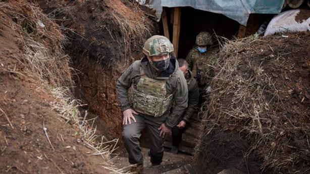 Ukraine kích hoạt tổng lực phương Tây cáo buộc Nga