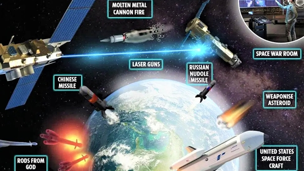 Nga đề xuất cấm vũ khí hóa vũ trụ